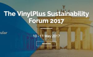 Event: VinylPlus Sustainability Forum 2017