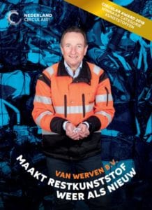 Van Werven Circulair Award 2018 | Kunststof recycling